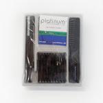 Rasoio Platinum + 10 lame lunghe