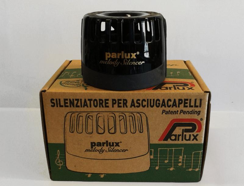 Silenziatore asciugacapelli Parlux