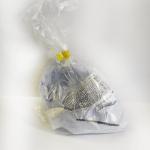 Sacchetto di Polvere Decolorante Blu
