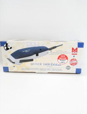 Tagliacapelli Moser 1400 edition