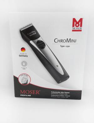 Moser ProfiLine ChroMini Type 1591