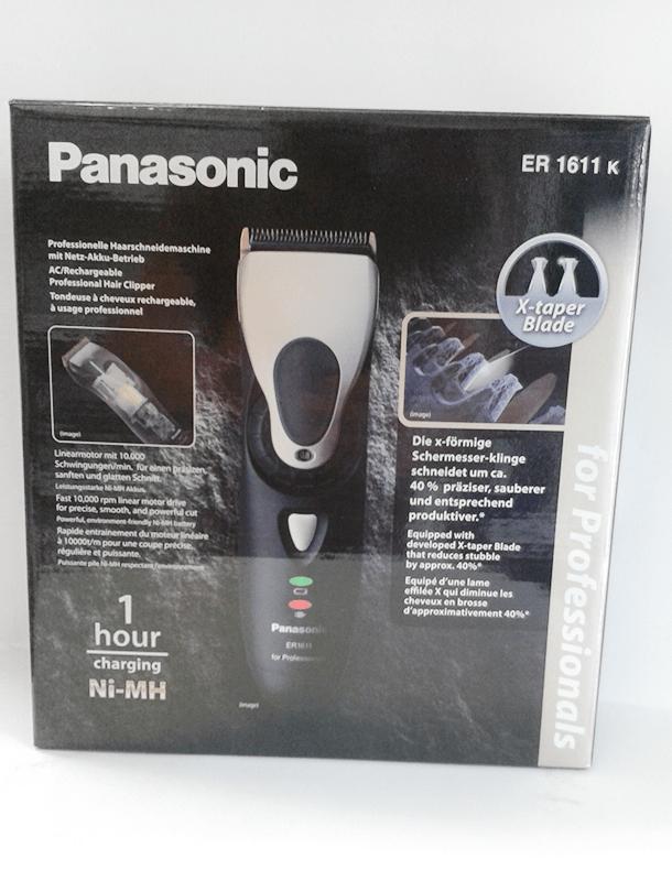 528518c7e77 Panasonic Er 1611 K Professional Hair Clipper - MaxDiMara