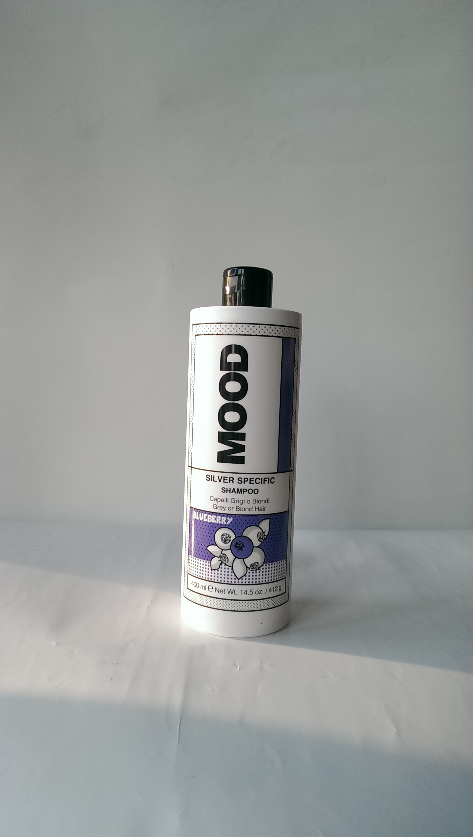 be your mood silver shampoo